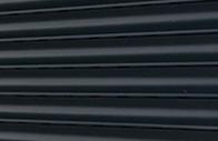 Tablier en aluminium anthracite