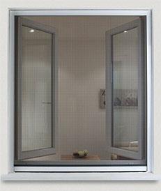 moustiquaire fenêtre enroulable