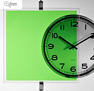 Film vert printemps - Films couleur - Film vitre adhésif sur mesure
