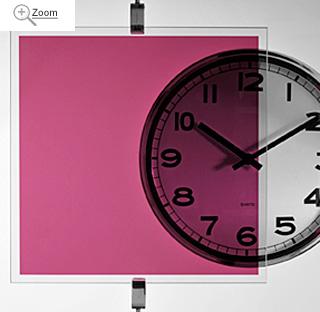Film prune - Films couleur - Film vitre adhésif sur mesure - Stores