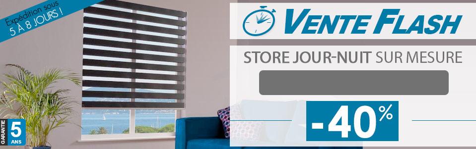 Profitez de la vente flash 40 sur nos stores enrouleur - Discount vente flash ...