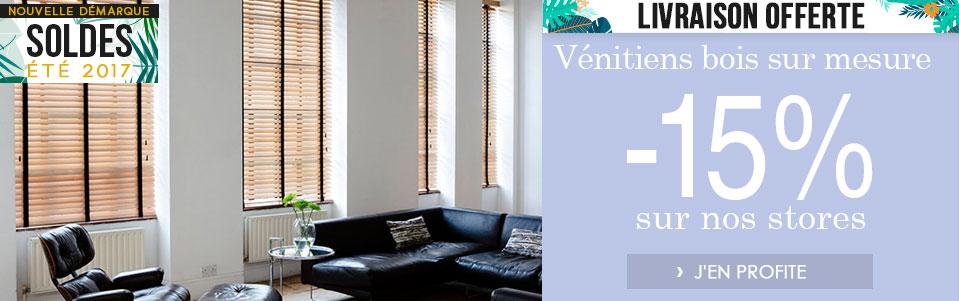 stores pas cher et fabriqu s sur mesure stores. Black Bedroom Furniture Sets. Home Design Ideas