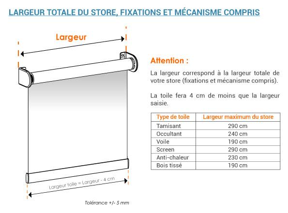 ᐅ Store Enrouleur Occultant Sur Mesure Pas Cher Stores