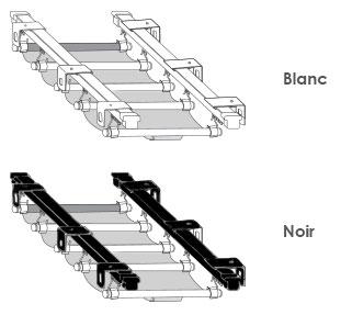 Store pour v randa type v lum stores v lum de toit pour - Rail pour pergola coulissante ...